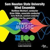 2020 Texas Music Educators Association (TMEA): Sam Houston State University Wind Ensemble [Live] by Sam Houston State University Wind Ensemble