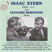 Isaac Stern Live, Vol. 2 de Isaac Stern