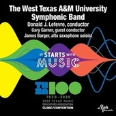 2020 Texas Music Educators Association (TMEA): The West Texas A&M University Symphonic Band [Live] by West Texas A