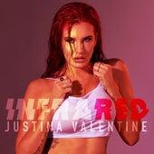 Infrared by Justina Valentine