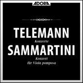 Telemann - Sammartini: Meister des Barock, Vol. 3 von Various Artists