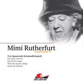 Edition 9: Vier Spannende Kriminalhörspiele von Mimi Rutherfurt
