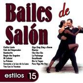 Bailes de Salón. 15 Estilos by Spain Latino Rumba Sound