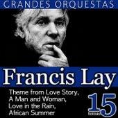 Francis Lai Grandes Orquestas  15 Temas de Francis Lai