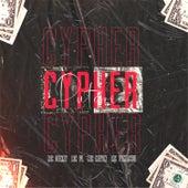 Cypher Putaria (feat. Mc Denny, Mc Kevin, Mc Pikachu & MC PL) de Dj Carlinhos Da S.R