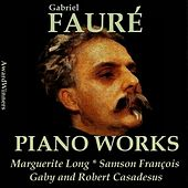 Fauré Vol. 4 - Piano Works de Various Artists