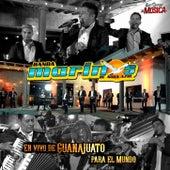 En Vivo De Guanajuato Para El Mundo by Banda Marinos