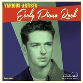 Early Piano Rock by Various Artists