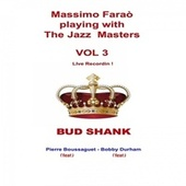 Massimo Faraò Playing with the Jazz Masters, Vol. 3 by Massimo Faraò