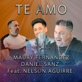 Te Amo (feat. Nelson Aguirre) by Daniel Sanz