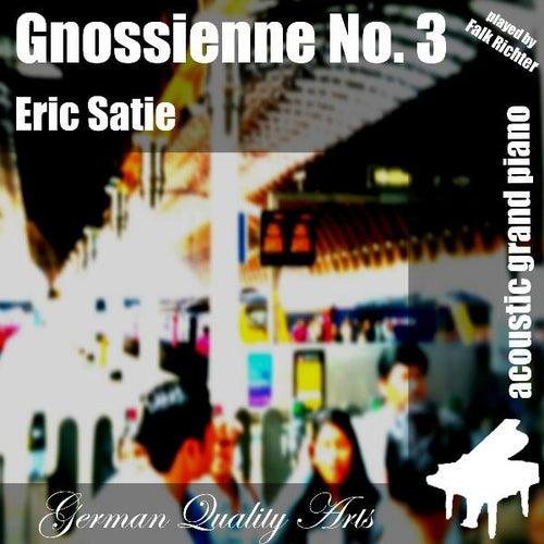 Gnossienne No. 3 , N. 3 , Nr. 3 ( 3rd Gnossienne ) (feat. Falk Richter) - Single von Eric Satie