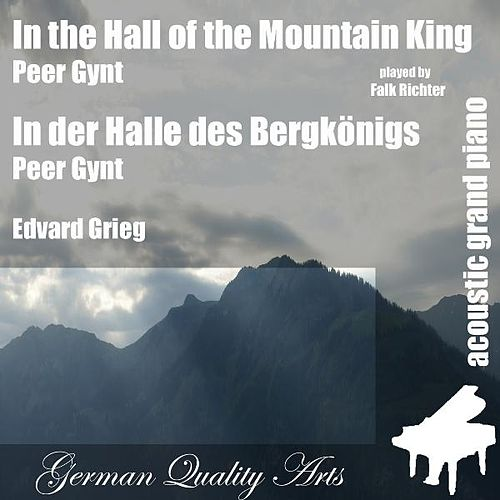 In the Hall of the Mountain King | Peer Gynt Suite ( Piano ) (feat. Falk Richter) - Single by Edvard Grieg