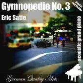 Gymnopedie No. 3 , N. 3 , Nr. 3 ( 3rd Gymnopedie ) (feat. Falk Richter) - Single by Eric Satie