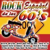 Rock Español de los 60's by Various Artists