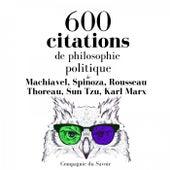 600 citations de philosophie politique (Les citations les plus inspirantes) von Machiavel