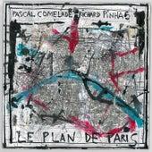 Le plan de Paris by Pascal Comelade