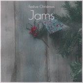 Festive Christmas Jams by The Merrill Staton Choir, Brenda Lee, The Four Lads, Little Lambsie Penn, Jackie