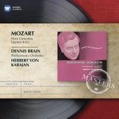 Mozart: Horn Concertos Nos. 1-4; Quintet K452 von Dennis Brain