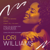 A New Book by Lori Williams