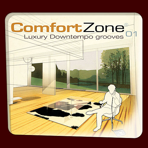 Comfort Zone 01 - Luxury Downtempo Grooves ( Digitally Remastered Version ) by Various Artists