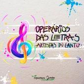 Operários das Letras: Artistas do Canto by Vários Artistas