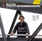 Haydn: Symphonies Nos. 90 & 92 by Thomas Fey
