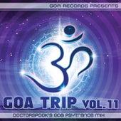 Goa Trip, Vol. 11 (DoctorSpook's Goa Psytrance Mix) by Dr. Spook