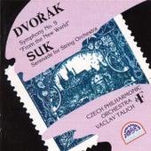 Dvořák, Suk: Symphony No. 9 - String Serenade by Czech Philharmonic Orchestra