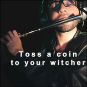 Toss a Coin To Your Witcher (Cover) de Jhonatan Pereira Flautista