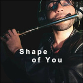 Shape of You (Cover) de Jhonatan Pereira Flautista