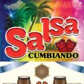 Salsa Cumbiando de Joe Arroyo, Maelo Ruiz, Willie González, Oscar D'León, Sonora Ponceña, Tito Nieves