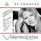 Beethoven 32 Sonatas Vol. IV de Valentina Lisitsa