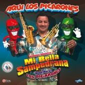 Aquí los Picarones. Música de Guatemala para los Latinos by Marimba Orquesta Mi Bella Sampedrana