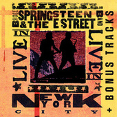 Live in New York City - Bonus Tracks de Bruce Springsteen