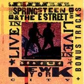 Live in New York City - Bonus Tracks by Bruce Springsteen