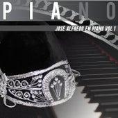 José Alfredo En Piano Vol. 1 de Reynolds Peña