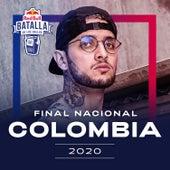 Final Nacional Colombia 2020 de Red Bull Batalla de los Gallos