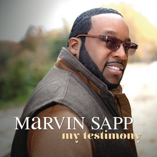 My Testimony by Marvin Sapp