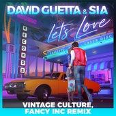 Let's Love (feat. Sia) (Vintage Culture, Fancy Inc Remix) by David Guetta