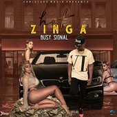Hot Zinga by Busy Signal