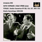 Vivaldi: Violin Concertos by David Oistrakh