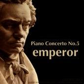 Beethoven: Piano Concerto No.5 in E flat major, Op.73, Emperor by Clifford Curzon