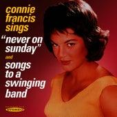 Connie Francis sings