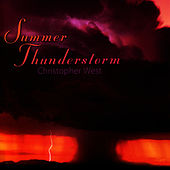 Summer Thunderstorm by Christopher West