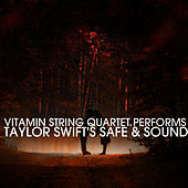 Vitamin String Quartet Performs Taylor Swift's Safe & Sound de Vitamin String Quartet