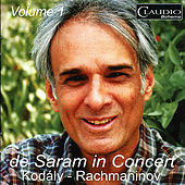 de Saram in Concert, Vol. 1 by Rohan De Saram