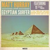 Egyptian Surfer von Matt Hurray