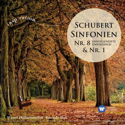 Schubert: Symphonies Nos 1 & 8 (International Version) by Wiener Philharmoniker