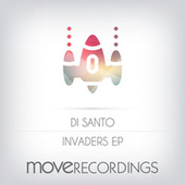 Invaders EP by Di Santo