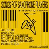 Songs for Saxophone Players de Heinz Moning
